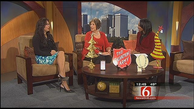 Tulsa Salvation Army's Up Coming Fashion Show