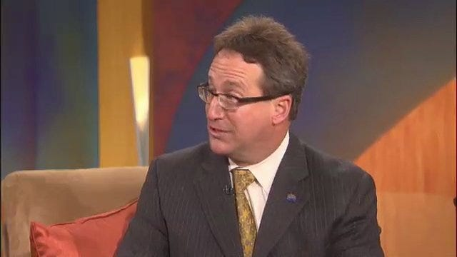 Tulsa Metro Chamber CEO Mike Neal Reacts To AMR Bankruptcy Filing