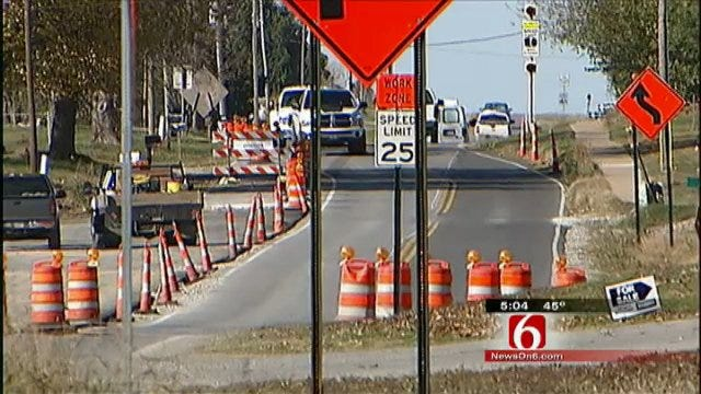 Collinsville Road Project Takes 'S' From Dangerous S Curve