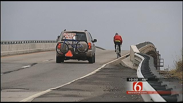 Claremore Teen Bikes Across Oklahoma To Raise Funds For Cancer Patients