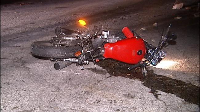 WEB EXTRA: Deadly Midtown Motorcycle Crash