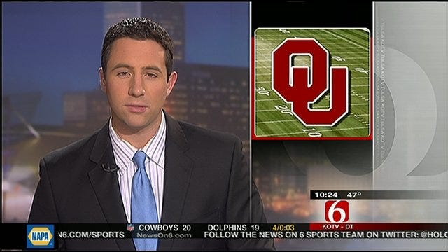 Sooners Dealing With Another Key Injury