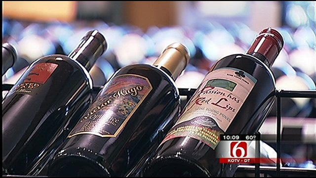 Changing Oklahoma's Liquor Laws: No Easy Task (Force)