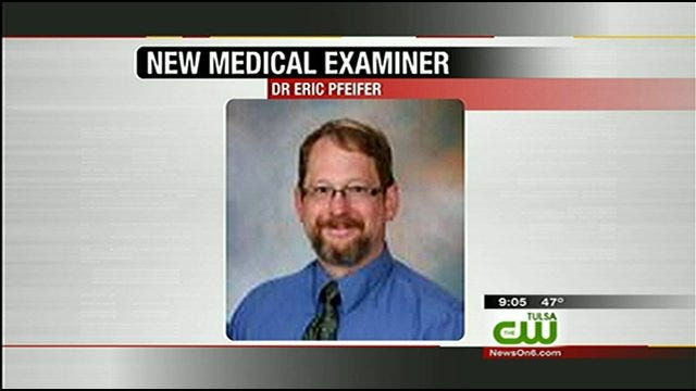 Oklahoma Medical Examiner's Office Hires New Chief
