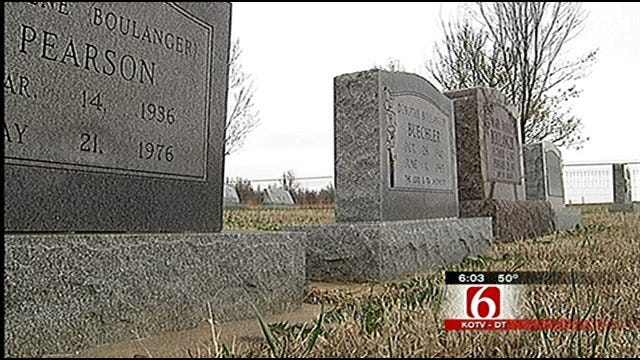 Tempers Flare In Osage County Land Dispute