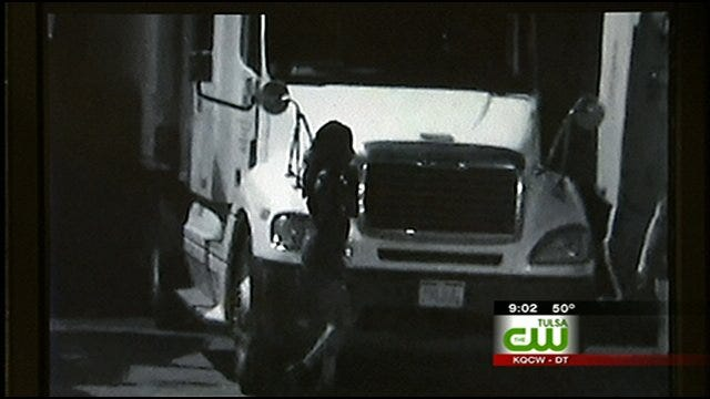 Truckers Aim To Stop Sex Trafficking In Oklahoma