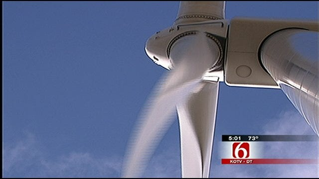 Proposed Wind Turbines Trigger Debate In Osage County