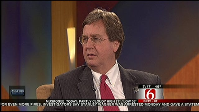 Tulsa Mayor Discusses NCAA Excitement, Opportunities For Tulsa