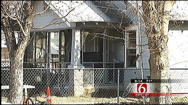 Woman Found Dead In Tulsa Meth Lab