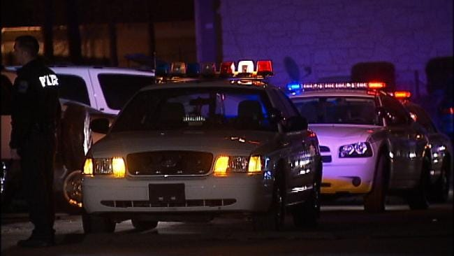 WEB EXTRA: Video From Domestic Shooting From Cobblestone Apartments