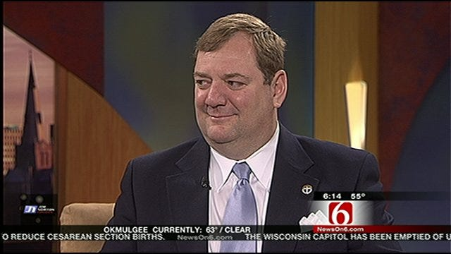 Six In The Morning Interview With Tulsa City Councilor John Eagleton