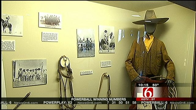 Oklahoma's Own: Relive The Wild West At Pawnee Bill's Ranch