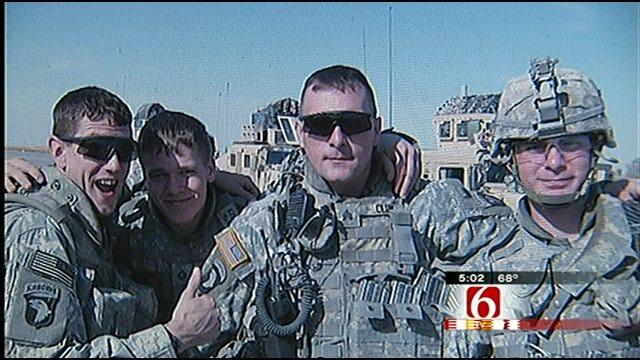Tulsa Iraq War Veteran: PTSD Treatment Saved My Life