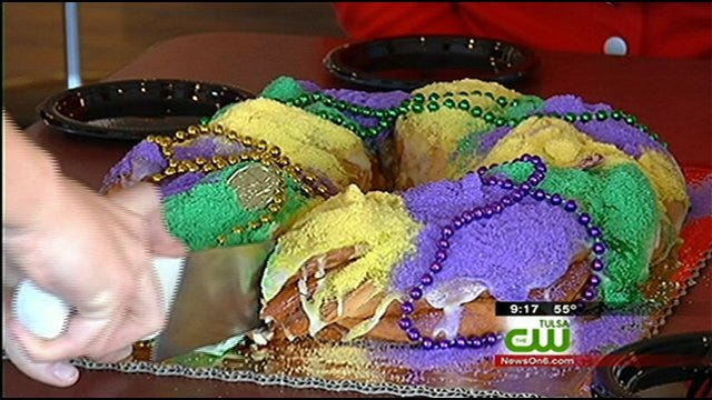 Tulsa Bakery Gears Up For Mardi Gras Celebration
