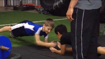 Kids Sports Training