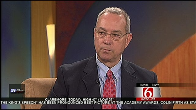 Jim Huntzinger With Bank of Oklahoma Talks Oil And Gas