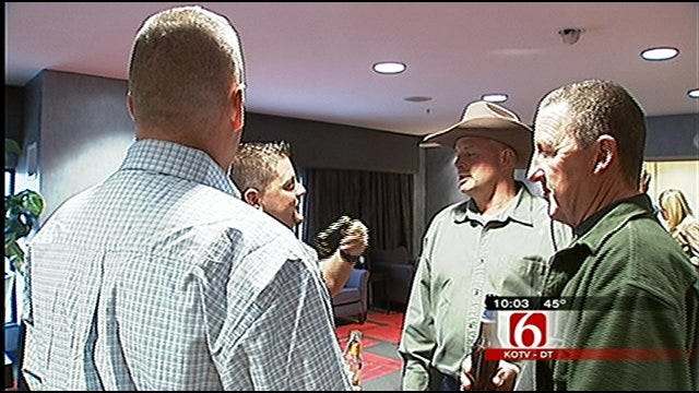 Green Country Marines Reunite 20 Years Later