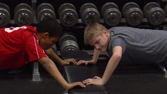 Oklahoma Parents Pay Big Bucks For Youth Sports Training