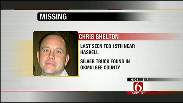 Investigators Fear Foul Play In Hichita Man's Disappearance