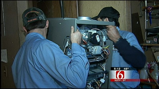 Tulsa Woman In Need Gets New Heater
