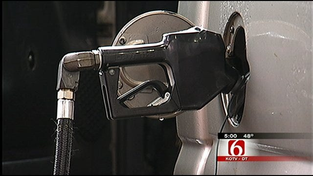 Unrest In Libya Driving Up Oklahoma Gas Prices