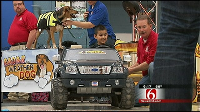 Salk Elementary Students Learn Severe Weather Safety Tips From News On 6 WARN Team