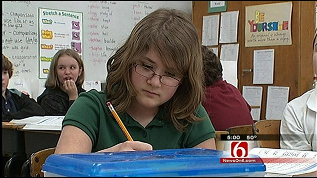 Tulsa Public Schools Proposes Snow Make Up Days
