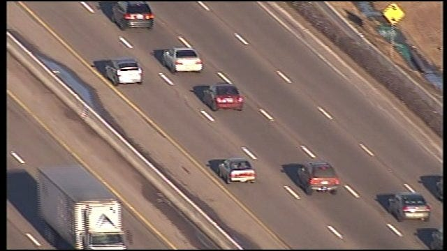SkyNews 6: A Look At Tulsa Traffic - Monday, February 14, 2011