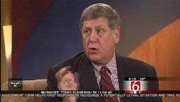 Tulsa Public School Superintendent Dr. Keith Ballard Talks Snow Days