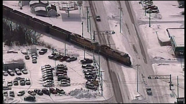 SkyNews 6: Snowy Claremore