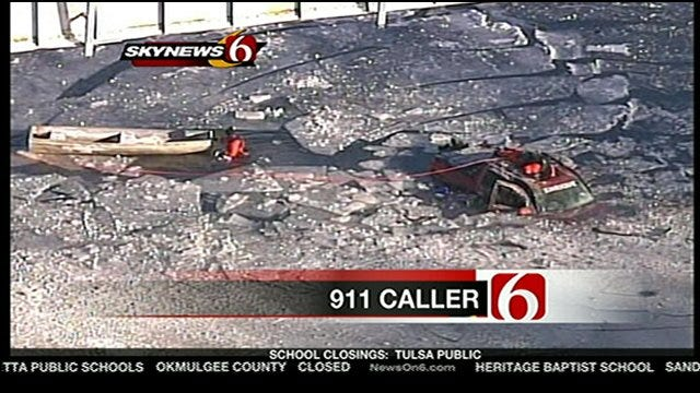 Six In The Morning Talks With Will Rogers Turnpike Crash 911 Caller