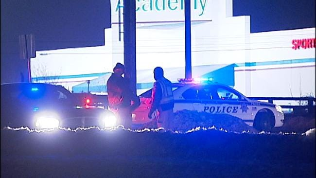 WEB EXTRA: Video From Scene Of Fatal Auto-Ped Crash