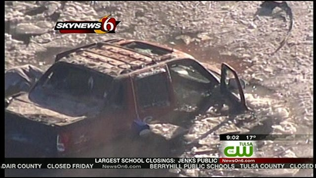 Victims Identified In Spring River Crash Near Miami, Oklahoma