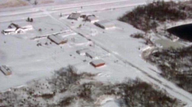 SkyNews 6: Inola Blizzard Aftermath