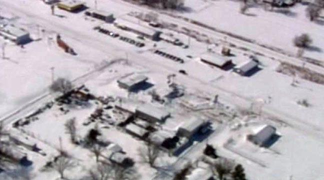 SkyNews 6: Chouteau Blizzard Aftermath