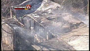 SkyNews 6: Deadly Skiatook Mobile Home Fire Friday Morning