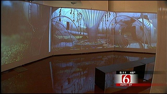 Bartlesville Exhibit Recreates Bruce Goff's Designs