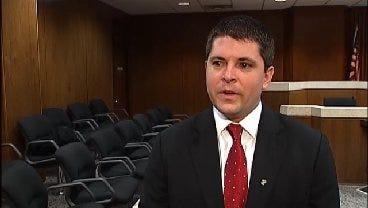 WEB EXTRA: Matt Stiner On How Veterans Court Works