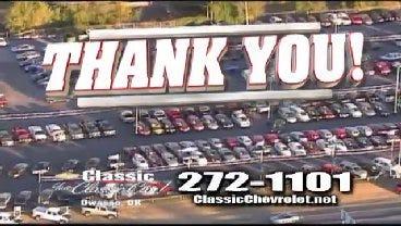 Classic Chevrolet: Where A Handshake Matters!