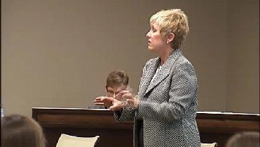 WEB EXTRA: Oklahoma Superintendent of Public Instruction Janet Baressi Discusses Testing.