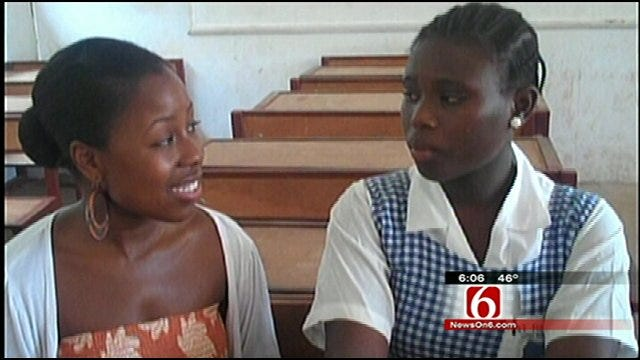 MLK Jr. Inspiration Behind Tulsa Woman's Mission To Educate Young Girls