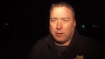 WEB EXTRA: Tulsa Police Cpl. Mark Shelton Talks About Fiesta Mart Robbery