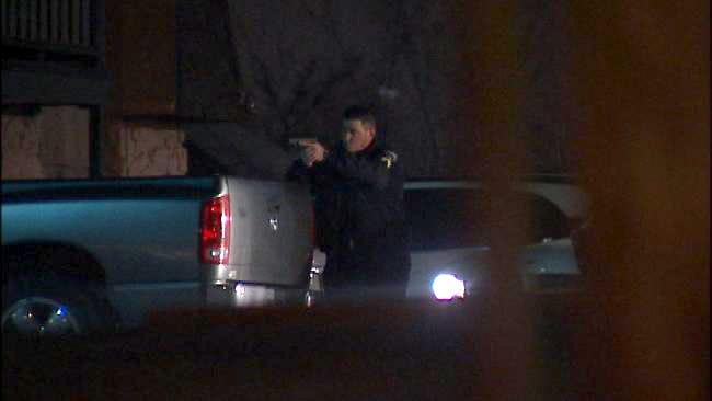 Tulsa Teen Uses Shotgun To Break Up Family Fight