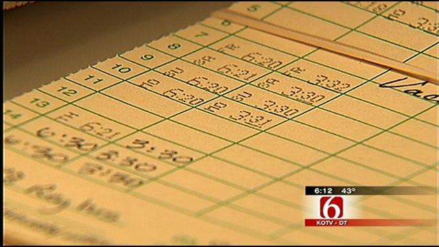 City Of Tulsa Considers Paperless Payroll
