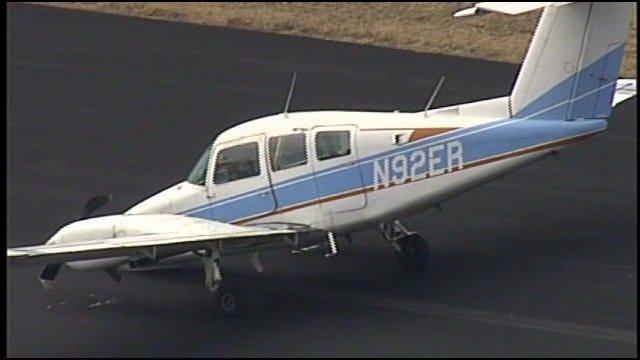 SkyNews 6: Video Of Airplane Accident At Jones Riverside Airport