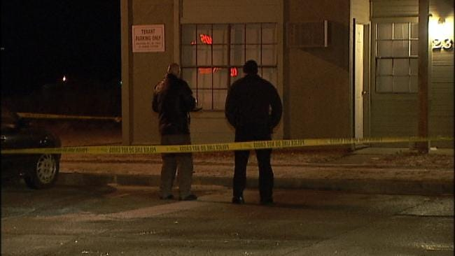 WEB EXTRA: Video From Scene Of Skiatook Shooting