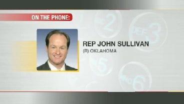 WEB EXTRA: Congressman Sullivan Talks To News On 6 About Arizona Shooting