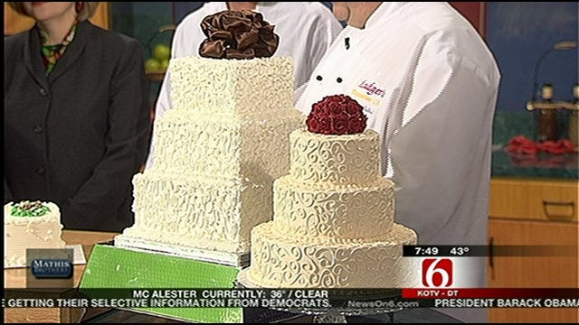 Tulsa Wedding Show Cakes & More This Weekend