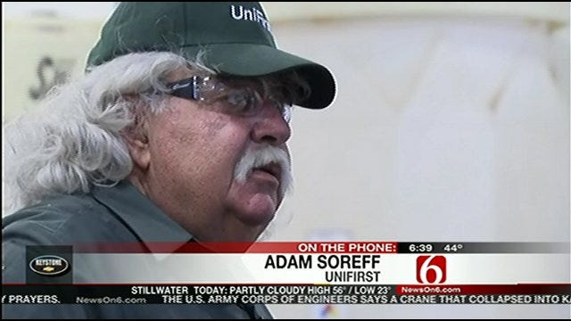 CBS' Undercover Boss Comes To Oklahoma