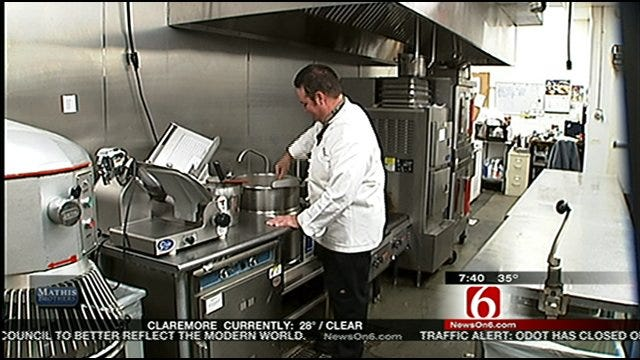 Tulsa Chef Celebrates 25 Years In Tulsa